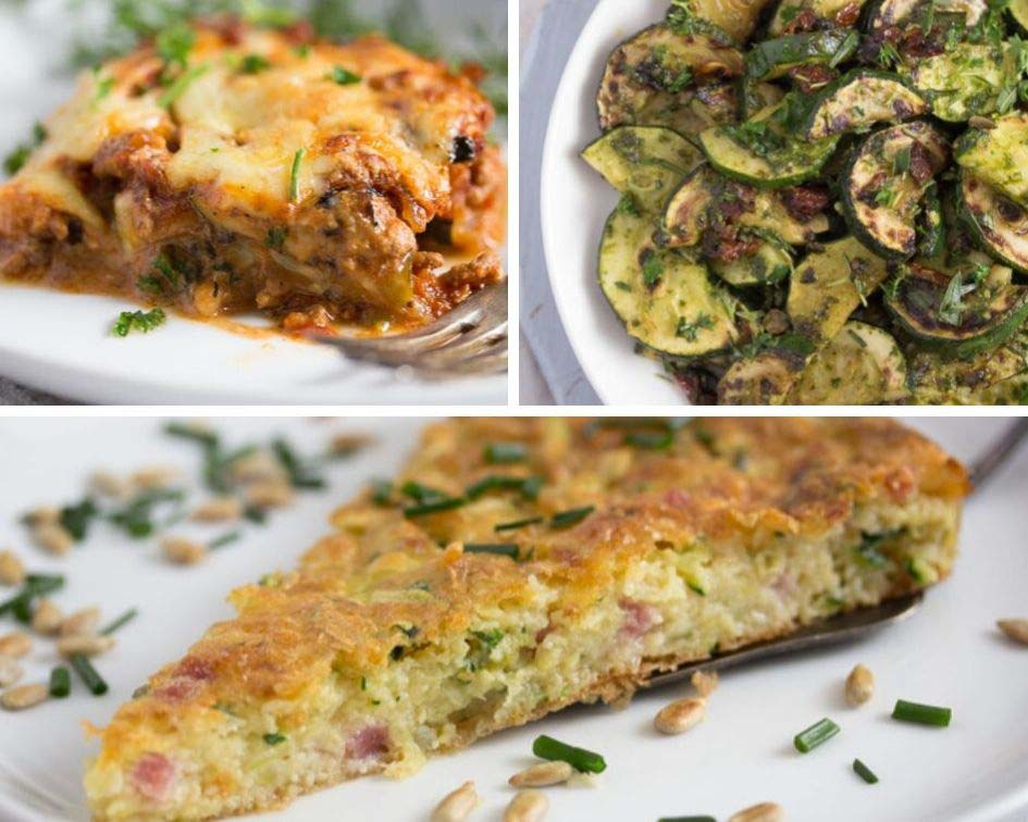 cooking zucchini 30 recipes Cooking Zucchini – Over 30 Easy Zucchini Recipes