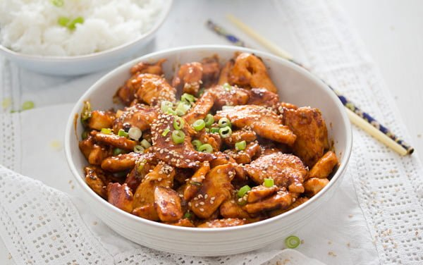 how to make korean gochujang chicken