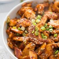gochujang chicken 6 200x200 Spicy Korean Chicken in Gochujang Sauce