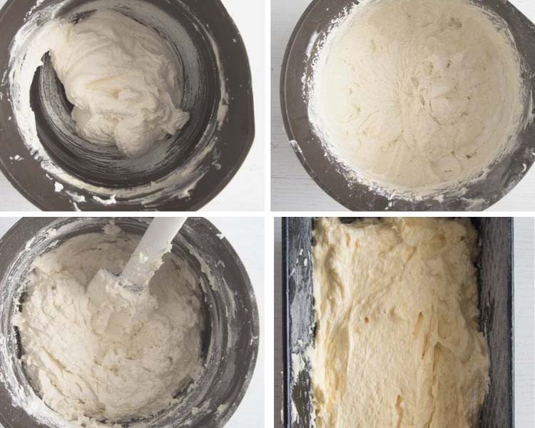 step by step how to make lime drizzle cake