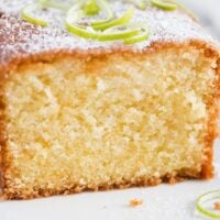 lime drizzle cake 14 200x200 Lime Drizzle Cake