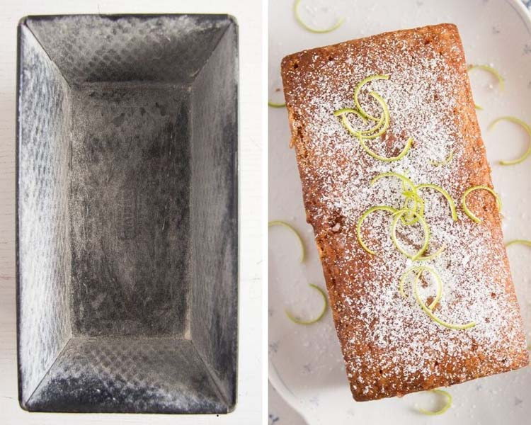 how to bake a lime drizzle cake