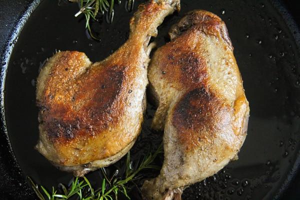 Confit de canard – Duck Confit Recipe