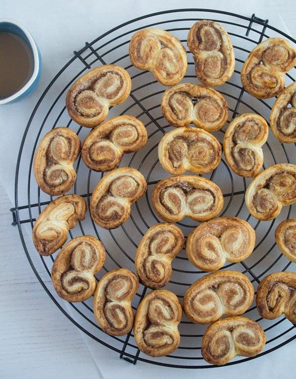 french cookies palmiers 6 French Cookies – Palmiers