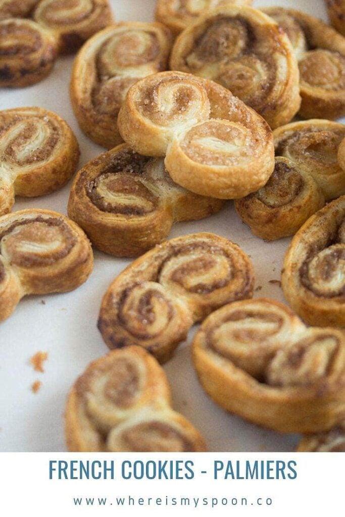 french cookies palmiers 683x1024 French Cookies – Palmiers