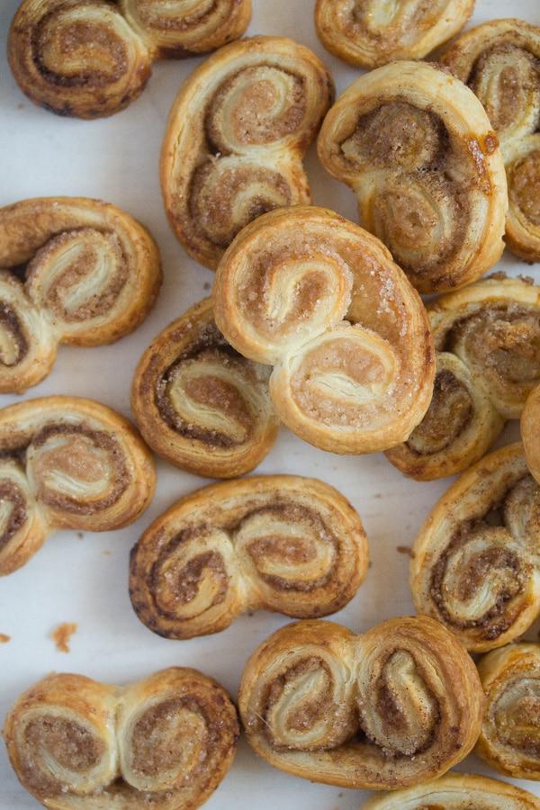 french cookies palmiers 7 French Cookies – Palmiers