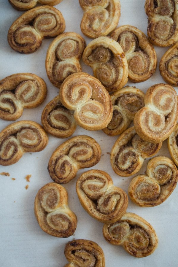 french cookies palmiers 8 French Cookies – Palmiers