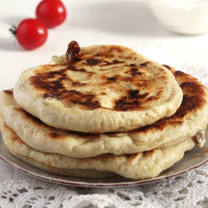 Romanian Cheese Pies – Placinta
