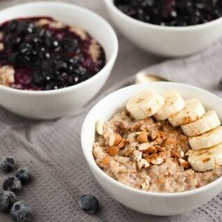 buckwheat groats porridge