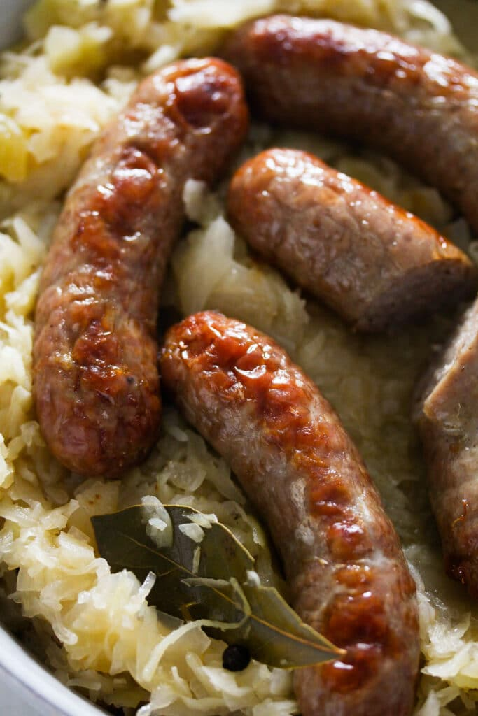 learn how to cook sausages in the oven