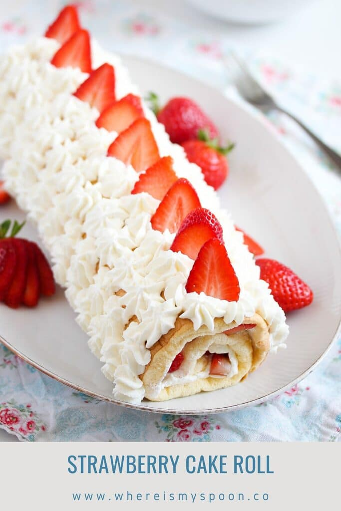 cake decorated with lots of whipped cream