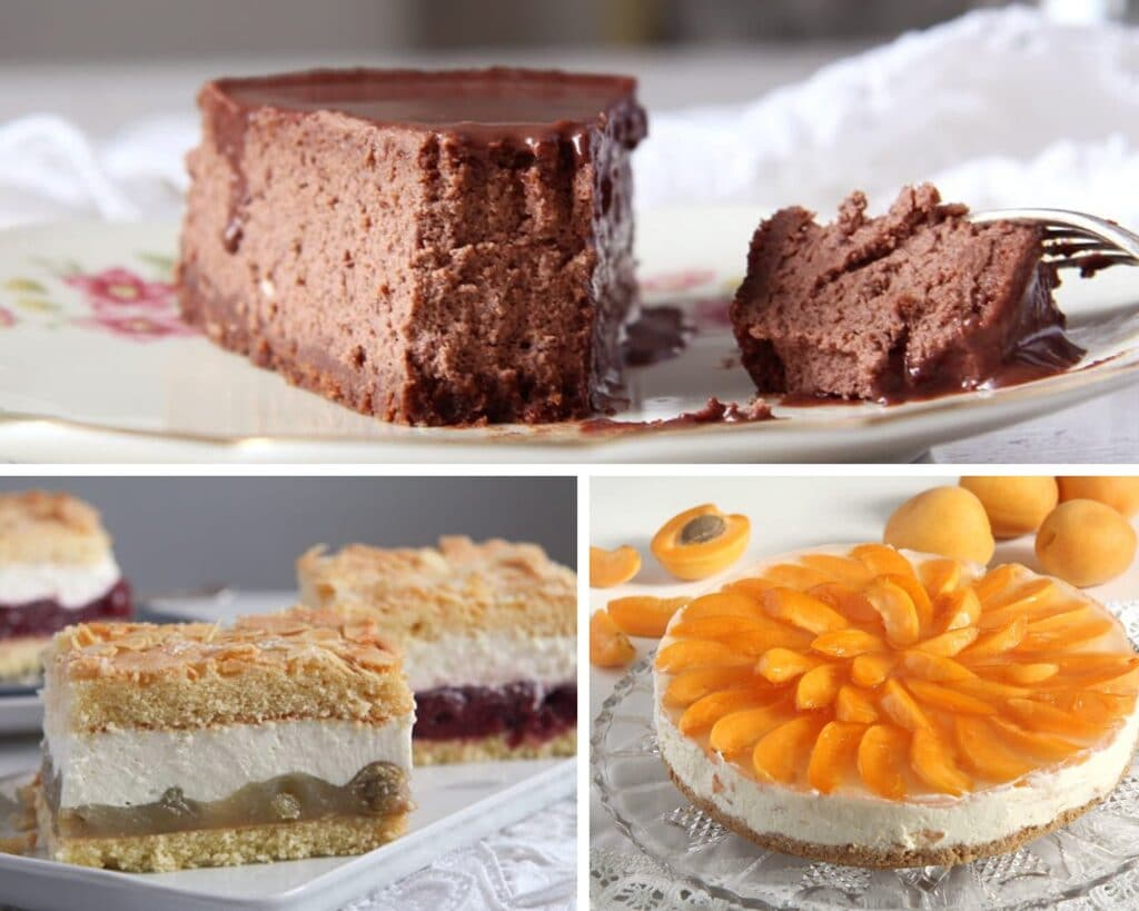 cheesecakes for mother's day, Cheesecakes for Mother's Day