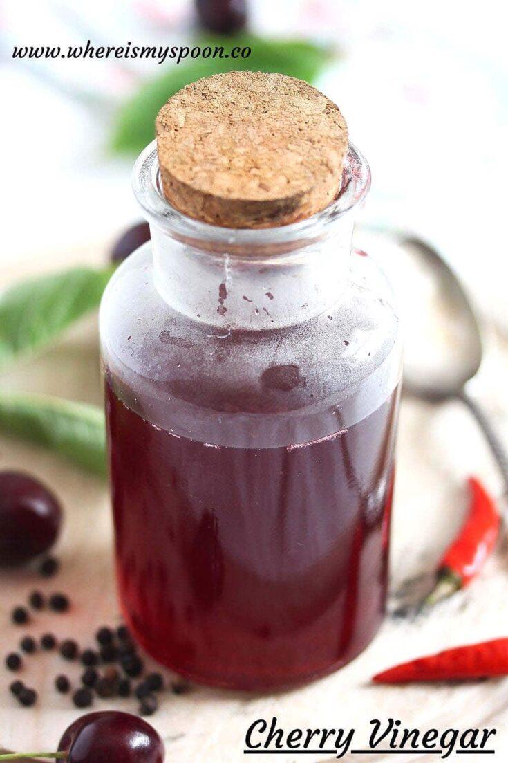 cherry vinegar, Cherry Vinegar
