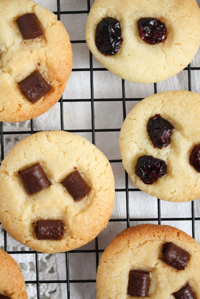sweetened condensed milk cookies with chocolate chips
