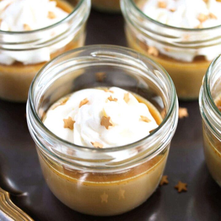 butterbeer potted cream harry potter in small jars